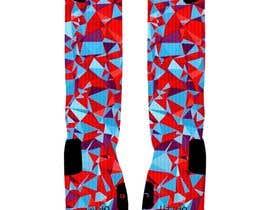 #19 cho Create a fun sock design to match shoe bởi Arghya1199