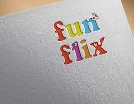 #48 cho FunFlix Logo for youtube channel bởi rahmanhabib790