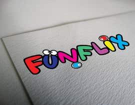#60 for FunFlix Logo for youtube channel af JFdream