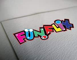 #61 for FunFlix Logo for youtube channel af JFdream
