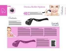 #19 for Packaging Design for Cosmeticroller af Samce