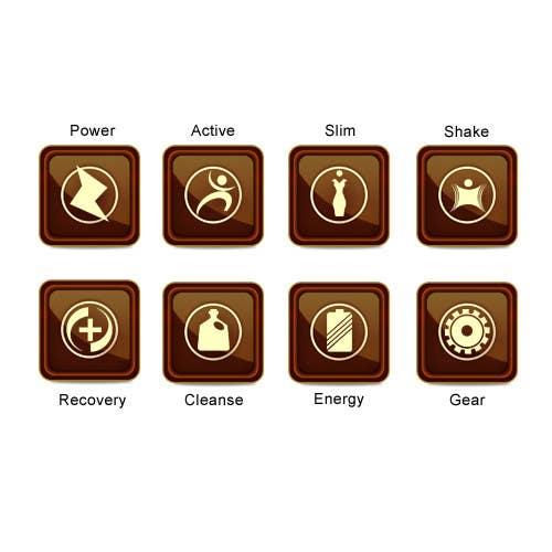 Konkurrenceindlæg #5 for Icon Design for Website