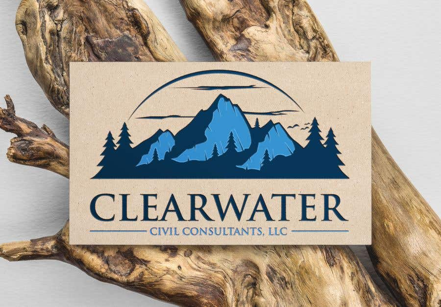 Bài tham dự cuộc thi #480 cho Design Clearwater Civil Consultants, LLC. Logo