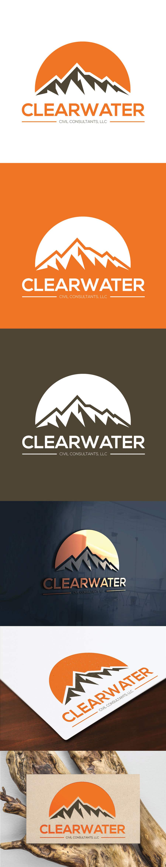 Bài tham dự cuộc thi #495 cho Design Clearwater Civil Consultants, LLC. Logo