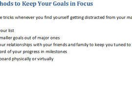 #1 for PLR Article Re-Writer for Motivation Articles by eezarticles