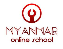 """#23 for Design a Logo for """"Myanmar Online School"""" -- 2 af dpeter"""