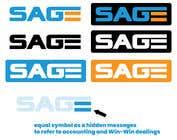 Logo Design of Sage için Graphic Design274 No.lu Yarışma Girdisi