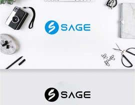 Nro 365 kilpailuun Logo Design of Sage käyttäjältä alimon2016