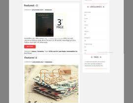#5 for Website: Blog with user submission, and media embed by hosnearasharif