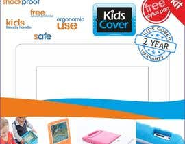 #11 for Packaging Design for Shockproof Kids iPad Case by dyv