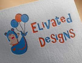 Nro 52 kilpailuun Logo for Elivated Designs käyttäjältä tatyanalauden
