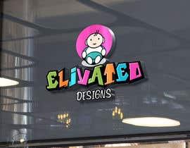 Nro 65 kilpailuun Logo for Elivated Designs käyttäjältä muziburrn