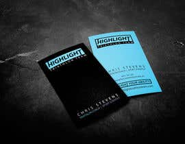 nummell tarafından Business Card Design for Highlight Triathlon Team için no 63