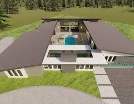 Nro 72 kilpailuun Home design/Architect needed for elevations only käyttäjältä ARVANZ