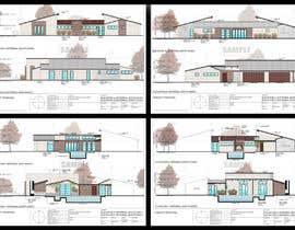 Nro 39 kilpailuun Home design/Architect needed for elevations only käyttäjältä kellieann1