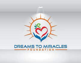 #482 for Logo/Sign - DREAMS TO MIRACLES FOUNDATION by shohanjaman26