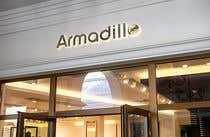 Graphic Design Entri Peraduan #590 for Armadillo Logo