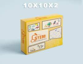 #32 untuk Design product packaging for a children's book service oleh utsabarua