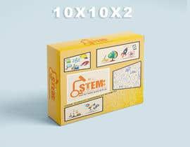 #33 untuk Design product packaging for a children's book service oleh utsabarua