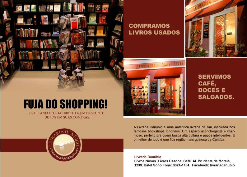 Bài tham dự cuộc thi #                                        4                                      cho                                         Flyer Design for Bookshop