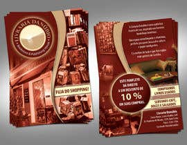 #1 for Flyer Design for Bookshop by dalizon