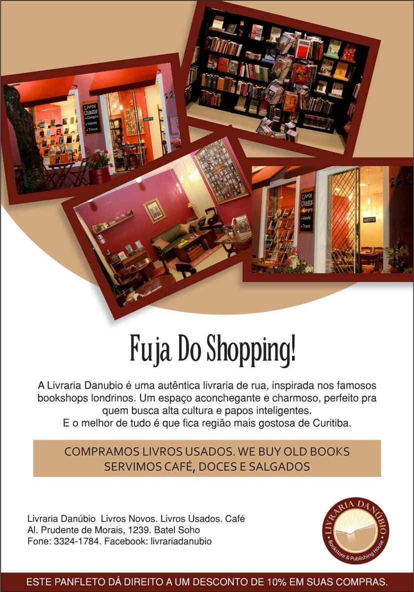 Proposition n°8 du concours Flyer Design for Bookshop
