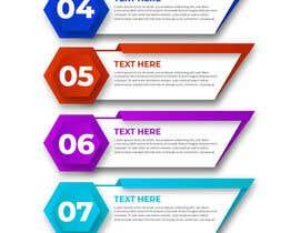 nº 32 pour Design  Graphics of Book and Chapters for a Desktop UI par Shtofff