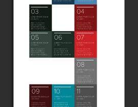 nº 22 pour Design  Graphics of Book and Chapters for a Desktop UI par ChiemiDesigns