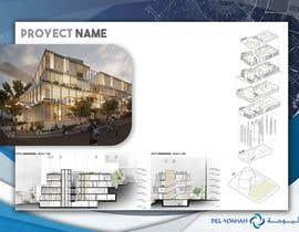 willikedesign tarafından Design an architectural presentation board size A2 için no 9