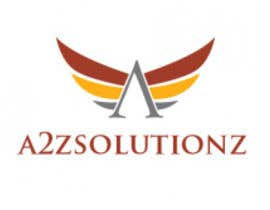 """#16 cho Design a Logo for my Freelancer profile """"a2zsolutionz"""" bởi saadsaif12"""
