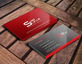 Nro 583 kilpailuun Design a business card käyttäjältä khadiza1998