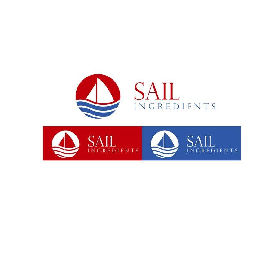 Konkurrenceindlæg #2484 for Design my Company Logo - Sail Ingredients