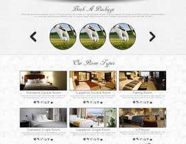 #5 para Design a Website Mockup for My Site por kinyinyecharles
