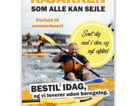 #14 for 2 x posters kayak for sale af LettersDi