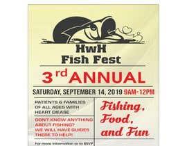 #35 untuk Fishing Flyer oleh Reffas