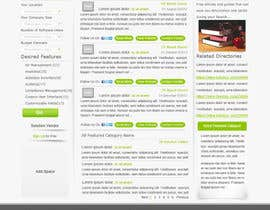 nº 6 pour Design one Search Results homepage par rana60