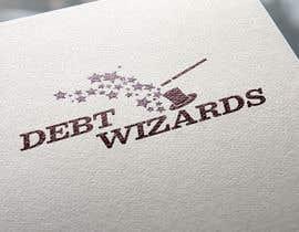 """#78 para Company Logo required - """"Debt Wizards"""" por asiyarehman997"""