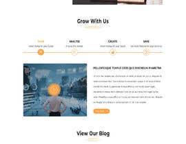 #16 untuk Contest - Redesign our website oleh greenarrowinfo