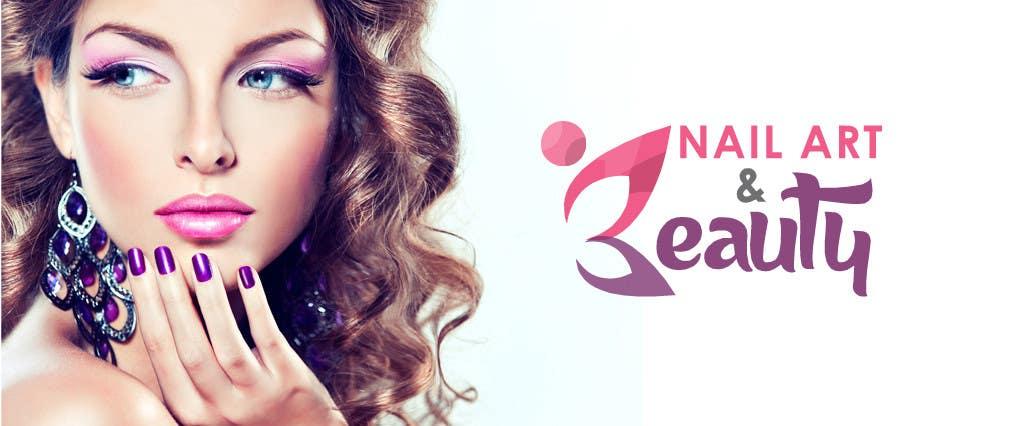 Konkurrenceindlæg #                                        60                                      for                                         Design eines Logos for Nail Art & Beauty
