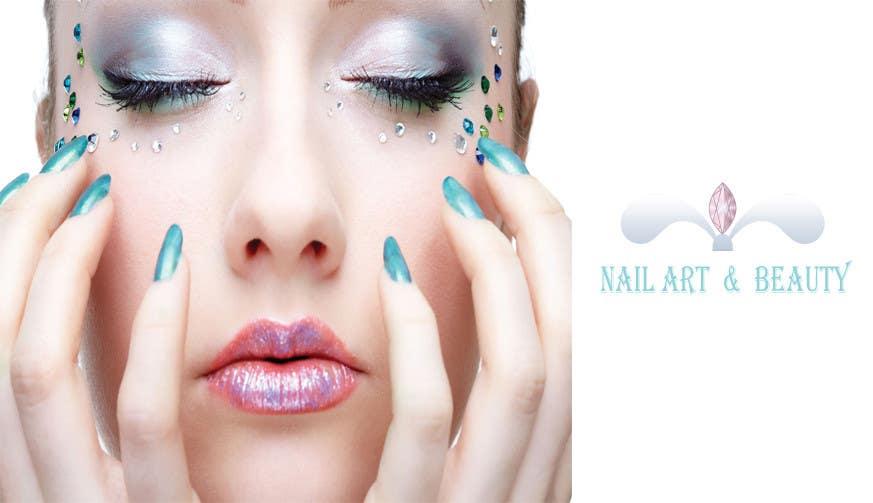 Konkurrenceindlæg #                                        23                                      for                                         Design eines Logos for Nail Art & Beauty