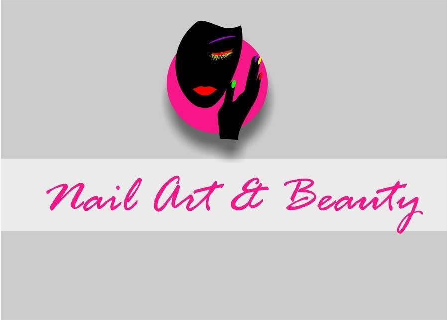 Konkurrenceindlæg #                                        44                                      for                                         Design eines Logos for Nail Art & Beauty