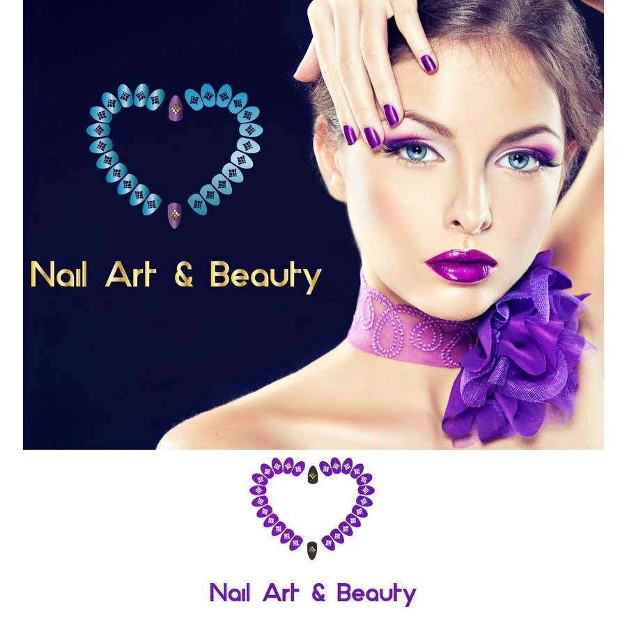 Konkurrenceindlæg #                                        29                                      for                                         Design eines Logos for Nail Art & Beauty