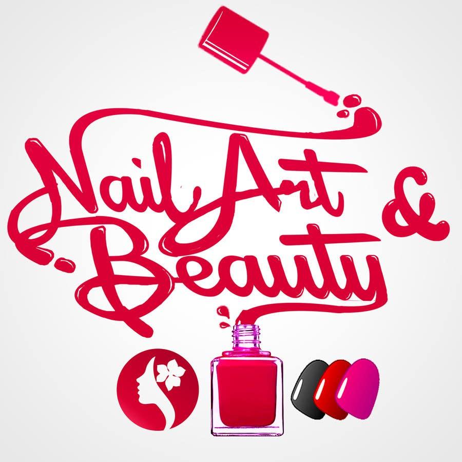 Konkurrenceindlæg #                                        49                                      for                                         Design eines Logos for Nail Art & Beauty