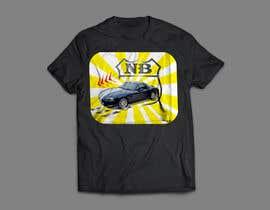 #15 untuk T-shirt design for Car Clothing - 02/08/2019 14:44 EDT oleh ashagraphics