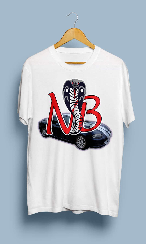 Penyertaan Peraduan #28 untuk T-shirt design for Car Clothing - 02/08/2019 14:44 EDT