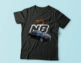 #21 untuk T-shirt design for Car Clothing - 02/08/2019 14:44 EDT oleh Nayem063