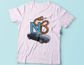 #23 untuk T-shirt design for Car Clothing - 02/08/2019 14:44 EDT oleh Nayem063