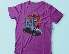 #24 untuk T-shirt design for Car Clothing - 02/08/2019 14:44 EDT oleh Nayem063