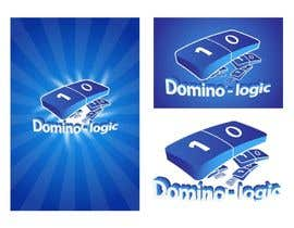 #14 for Logo and Background Design for the game domino by MrHankey