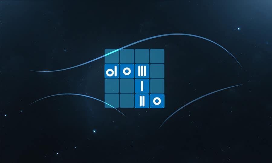 Inscrição nº 28 do Concurso para Logo and Background Design for the game domino